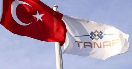TANAP'tan Milli Dayanışma Kampanyası'na 500 bin dolarlık destek