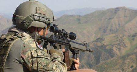 Terör örgütü YPG/PKK'ya martta ağır darbe