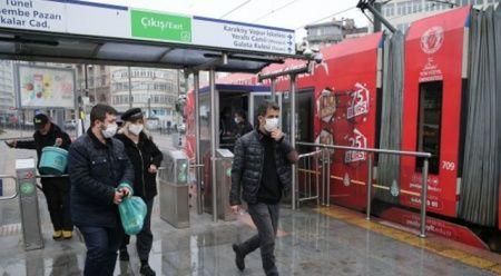 Toplu taşıma araçlarına maskesiz yolcu alınmıyor