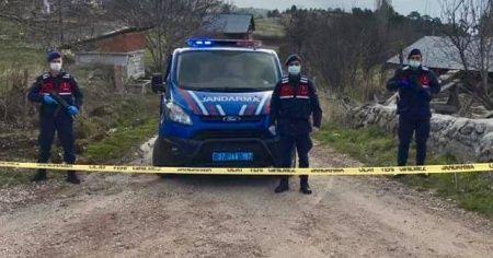 Tosya'da bir köy karantinaya alındı