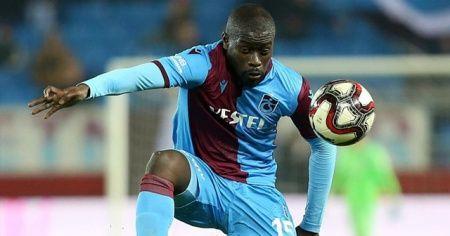 Trabzonspor'da Badou Ndiaye ameliyat oldu