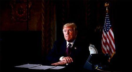 Trump'tan gelecek iki hafta için karamsar tablo