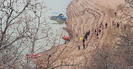 Tunceli'deki Uzunçayır Baraj Gölü'nde ceset bulundu