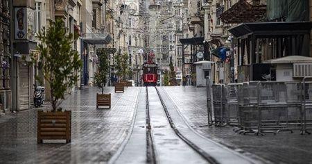 Türkiye'de topluluk hareketliliği yüzde 75 azaldı