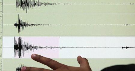 Ürdün'de 4,6 büyüklüğünde deprem