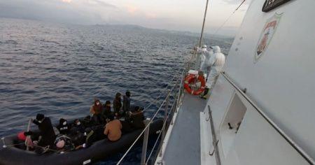 Yunan Sahil Güvenliği bunu hep yapıyor