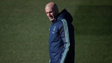 Zidane'dan koronavirüsle mücadele için Cezayir'e tıbbi ekipman bağışı