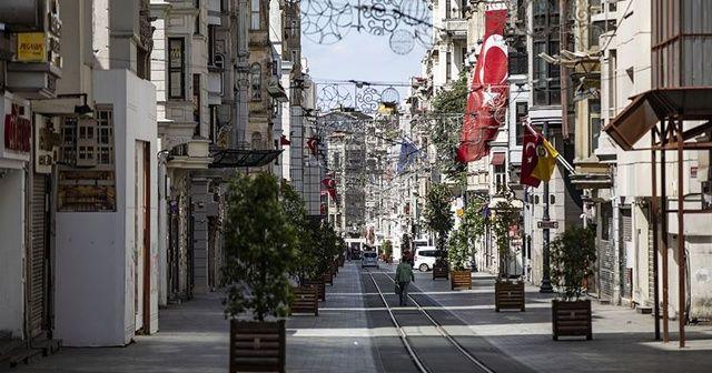 14 büyükşehir ve Zonguldak'ta bu hafta sonu sokağa çıkma kısıtlaması uygulanacak