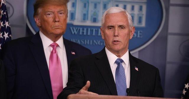 ABD Başkan Yardımcısı Pence'in sözcüsü Miller Kovid-19'u atlattı