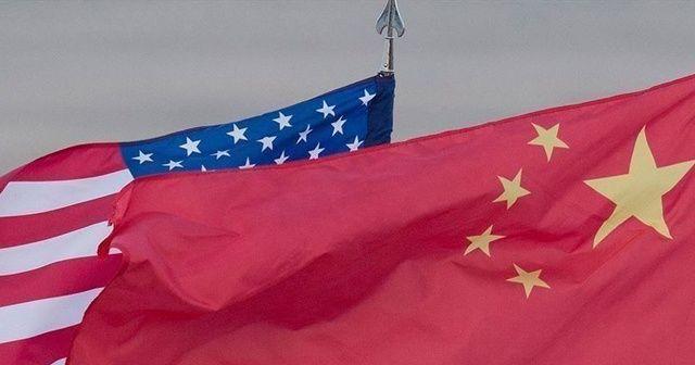 ABD'den Çinli 9 kuruluşa yaptırım