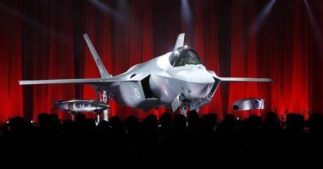 ABD Kongresi'ne sunulan F-35 raporunda Türkiye detayı