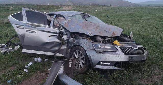AK Parti'li meclis üyesi trafik kazasında yaşamını yitirdi