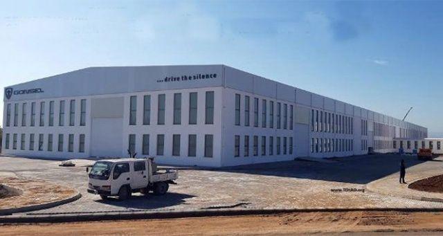 Assan Panel, Kıbrıs'ın yerli otomobil fabrikasının çözüm ortağı oldu