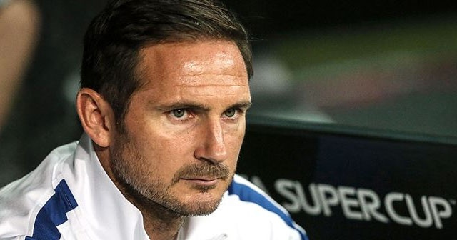 Chelsea Teknik Direktörü Lampard'dan Kovid-19 testi eleştirisi