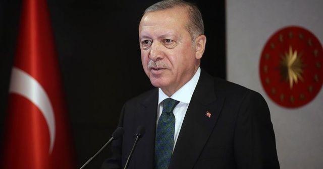Cumhurbaşkanı Erdoğan: 16-19 Mayıs tarihleri arasında 4 günlük sokağa çıkma sınırlandırılması uygulanacak