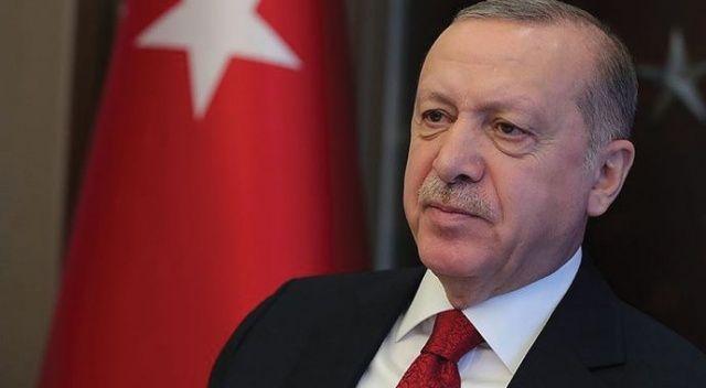 Cumhurbaşkanı Erdoğan'dan Ramazan Bayramı paylaşımı