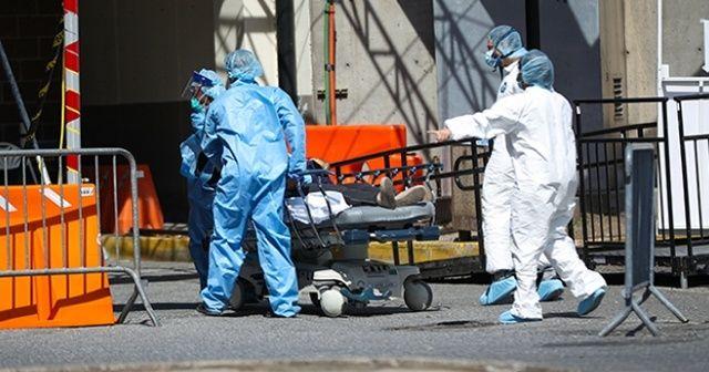 Dünya genelinde koronavirüs vaka sayısı 5,5 milyonu aştı