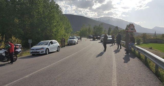 Erzincan'da jandarmaya EYP'li saldırı