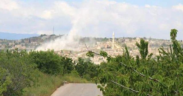 Esad rejimi İdlib'deki köylere saldırdı