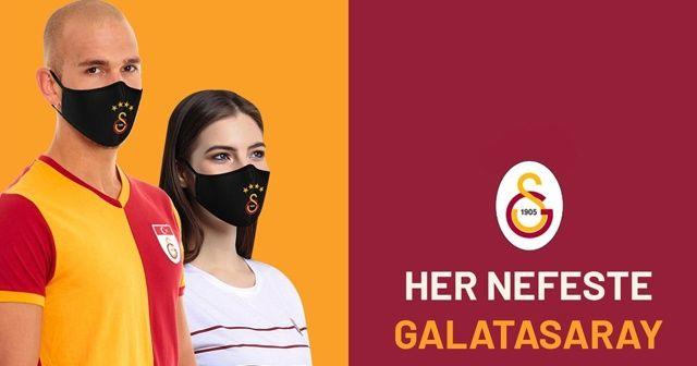 Galatasaray, maske satışına başlıyor