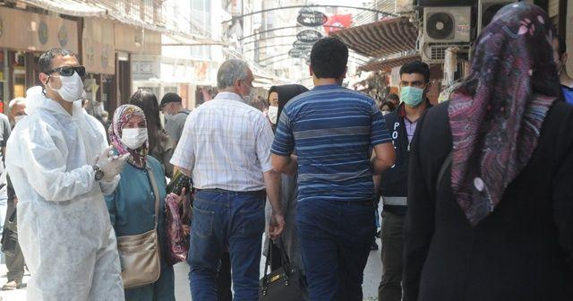 Gaziantep'te kırsal mahallelere giriş ve çıkışlara 5 günlük kısıtlama