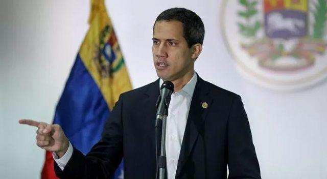 Guaido'dan 'ABD ile anlaştı' iddialarına yalanlama
