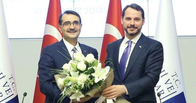 Hazine ve Maliye Bakanı Berat Albayrak'tan önemli mesaj: Milli enerji ve maden politikaları bugün yeni rekorlara imza atıyor