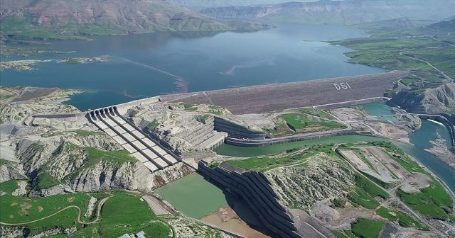 Ilısu Barajı'nda enerji üretimi başlıyor
