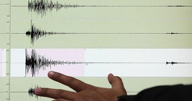 İran'da 5,1 büyüklüğünde deprem