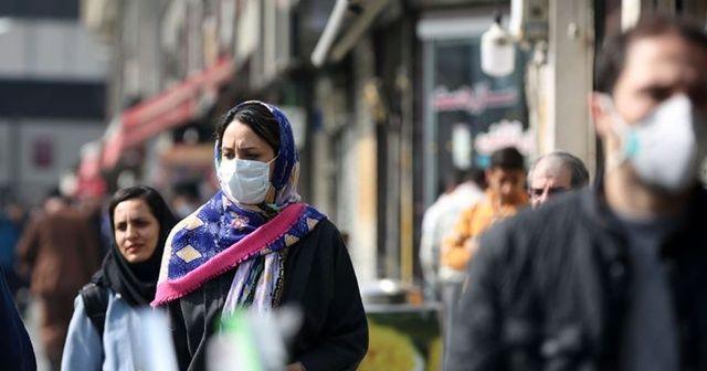 İran'da korona virüs nedeniyle son 24 saatte 59 ölüm gerçekleşti
