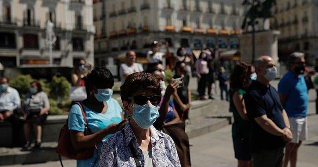 İspanya'da Kovid-19'dan ölenlerin sayısı 27 bin 125'e çıktı