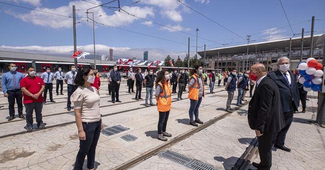İzmir Metrosu 20 yaşında
