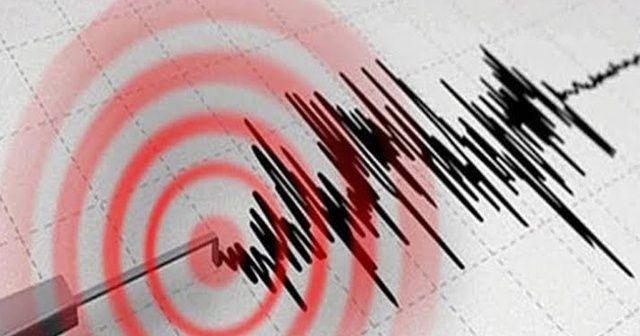 Kırgızistan-Çin sınırında 6.0 büyüklüğünde deprem