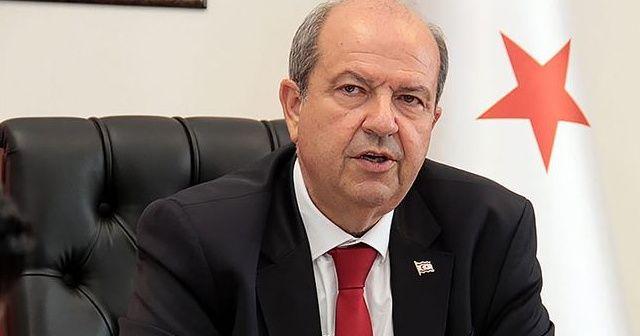 KKTC Başbakanı Tatar'dan AB'ye sert tepki