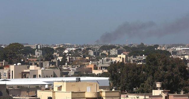 Libya'da BAE'ye ait SİHA sivil yerleşim yerlerini vurdu