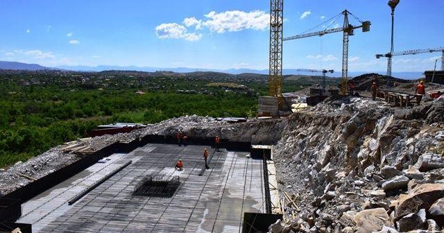 Malatya'da deprem konutları yükseliyor