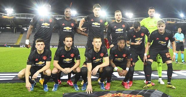 Manchester United'ın kadrosu hazır