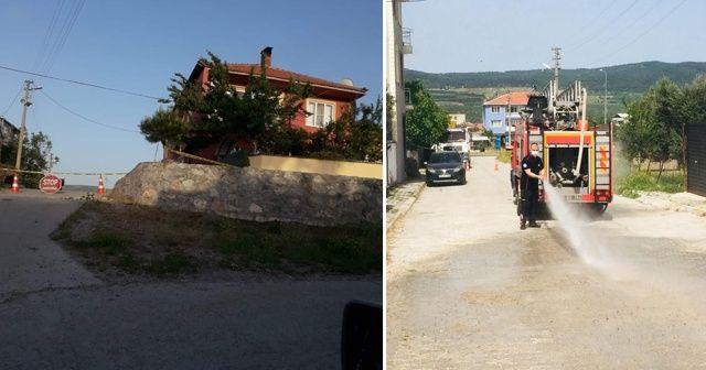 Manisa'da iki sokakta daha karantina sona erdi