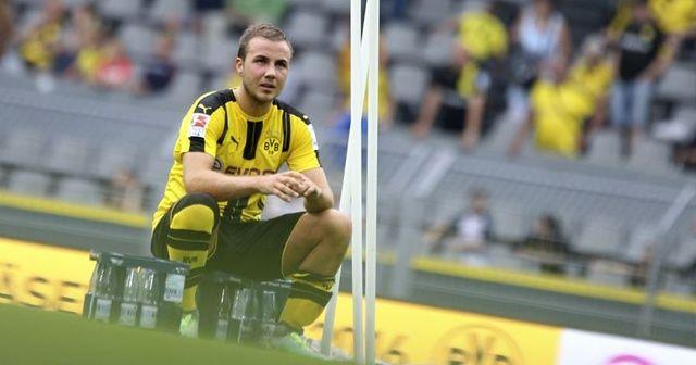 Mario Götze, sezon sonunda Borussia Dortmund'dan ayrılacak