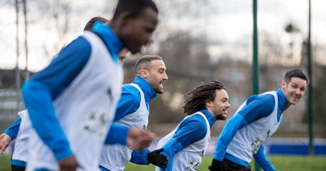 Premier Lig'de gruplar halinde antrenmanlara izin çıktı
