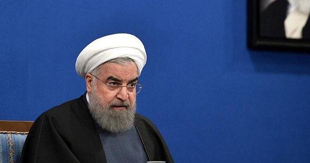 """Ruhani: """"Silah ambargosu kalkmazsa bunun sonuçları ağır olur"""""""