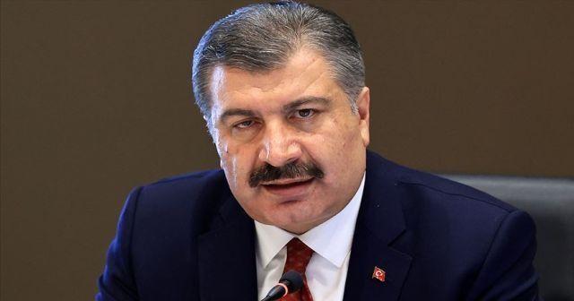 Sağlık Bakanı Fahrettin Koca'dan yeni paylaşım