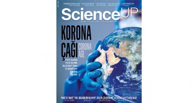 ScienceUP yayın hayatına başladı