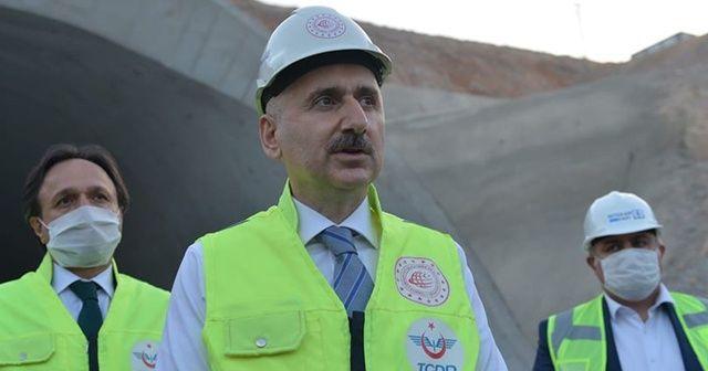 Ulaştırma ve Altyapı Bakanlığı: Projeler Bilim Kurulunun önerileri ile ilerleyecek