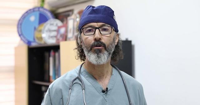 Yoğun bakım sorumlusu Prof. Dr. Ganidağlı, korona virüse yakalandı