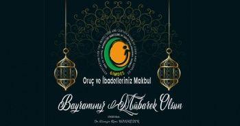 'Koronavirüs musibetinin gölgesinde bir Ramazan Bayramını idrak ediyoruz'