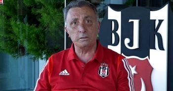 """Ahmet Nur Çebi: """"Kulüpte 190 dava, 225 icra takibi var"""""""