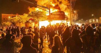Askeri inzibat birliklerine 'Minneapolis'e konuşlanmaya hazır ol' talimatı