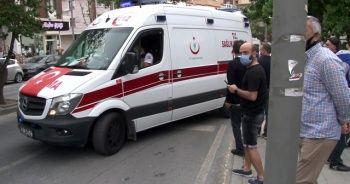Ataşehir'de babası tarafından vurulan şahıs ağır yaralandı