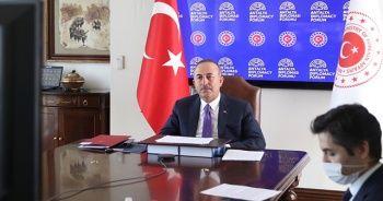 Bakan Çavuşoğlu: BM Güvenlik Konseyi Kovid-19'la mücadelede etkisiz